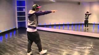 Видео урок танца в стиле электро 6 (Сэм Захаров)