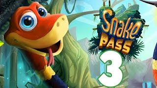 Avoid the Spikes! (Levels 6-7) - Let's Play Snake Pass Gameplay - Part 3