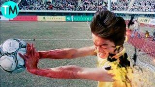 TOP 10 Disparos Más Potentes De La Historia Del Fútbol