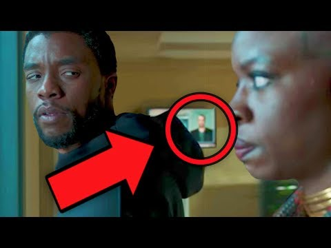 Thumbnail: BLACK PANTHER Trailer In-Depth Breakdown (Easter Eggs & Predictions)