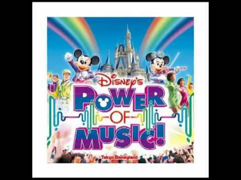 Music Is the Color of Life from Rhythm! Melody! Harmony! Tokyo Disneyland Park
