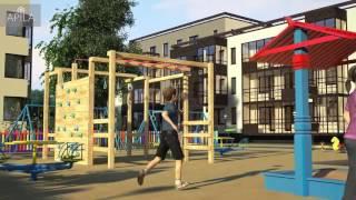 видео ЖК «Красногорск Парк»