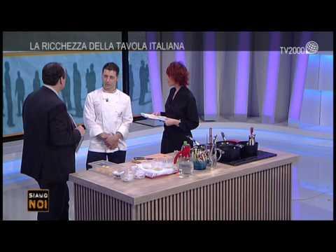 Siamo Noi Fabio Ciervo Chef Del Ristorante La Terrazza