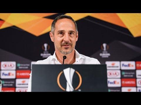 Pressekonferenz vor SGE - Chelsea