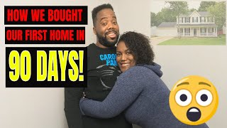 We bought our house in 90 days and you can too! Here are the 3 thin...