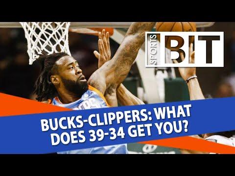 Milwaukee Bucks at Los Angeles Clippers   Sports BIT   NBA Picks