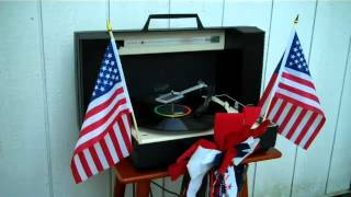 Senator Everett McKinley Dirksen - The Story of the Flag (LP)