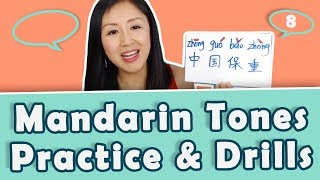 Learn Chinese Tones: Practice Mandarin Tones with 中国炒面 | Yoyo Chinese Tone Practice