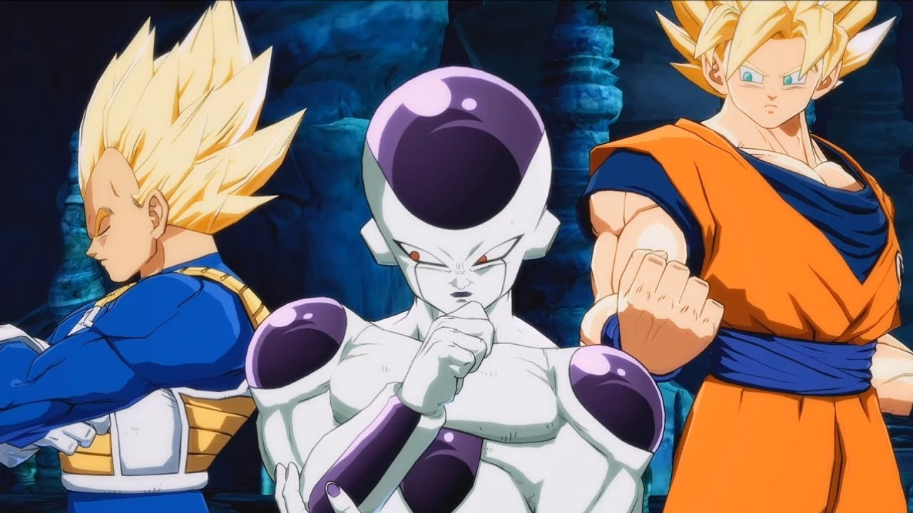 Dragon Ball Super Fighter Z Bruce Lit