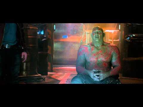 Guardiani della Galassia -- Dodici percento del piano - Clip dal film   HD