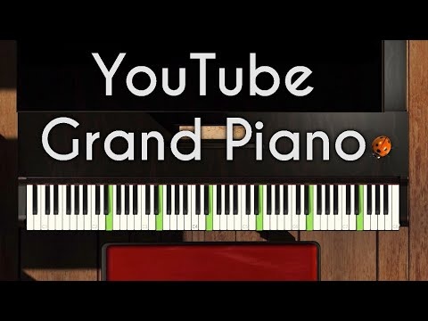 Youtube Grand Piano - Play It With Your Computer Keyboard
