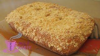 Сливовый пирог Невероятно Нежный (Delicious plum pie) Простой рецепт