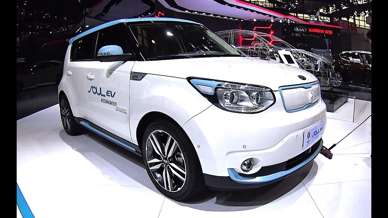 2016 2017 Kia Soul Ev Fully Electric Korean Made Auto New And Hybrid Vehicle