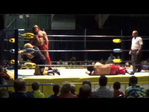 LCW September 13th, 2014:  Shane Douglas VS K'ras VanTassel VS The Red Scorpion