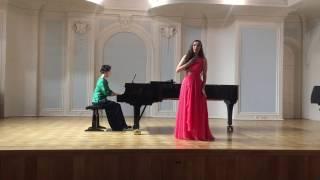Alexandra Koroleva - Glinka. Margarita's song