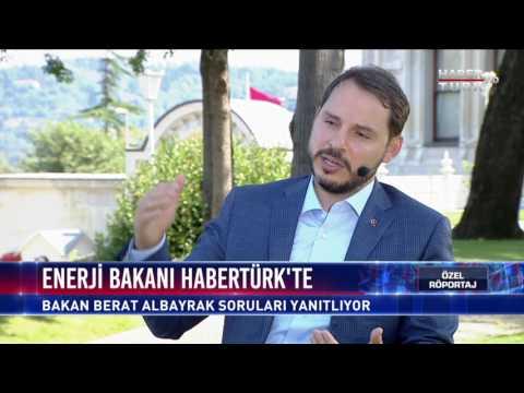 Özel Röportaj - 10 Ağustos 2017 (Berat Albayrak)