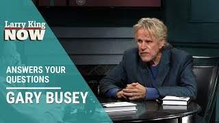 Patrick Swayze, Pointe Break, & Busey-isms: Gary Busey Answers Your Questions