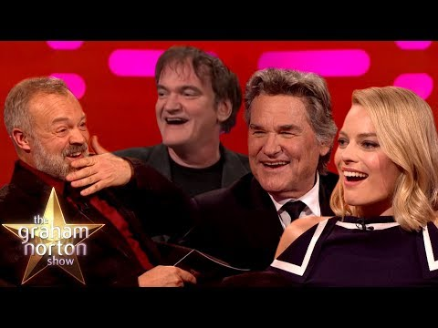 Once Upon A Time In Grahamwood  The Graham Norton Show
