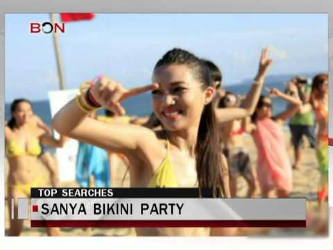 Sanya bikini party  - China Take - July 04,2013 - BONTV China