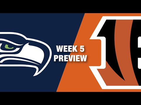 Seahawks vs. Bengals Preview (Week 5) | NFL
