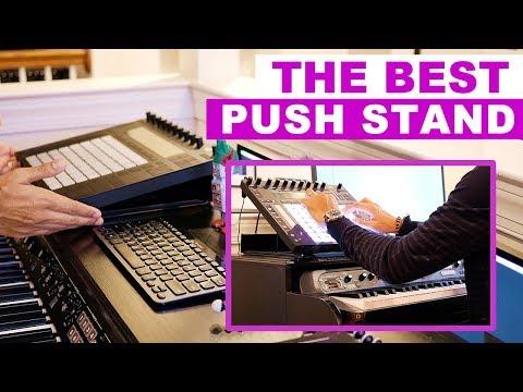 Ableton Push Stand - for Push, Push 2, Novation Launchpad, Maschine, Akai