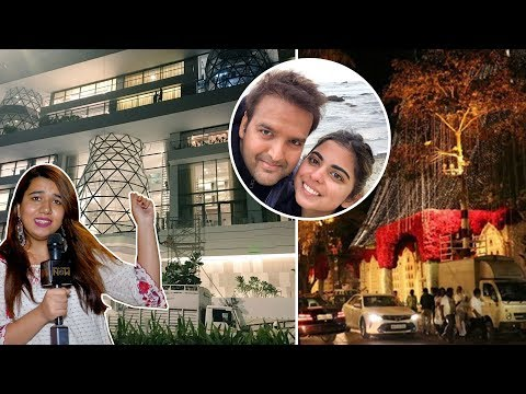 Isha Ambani NEW HOUSE After MARRIAGE With Anand Piramal | Details INSIDE