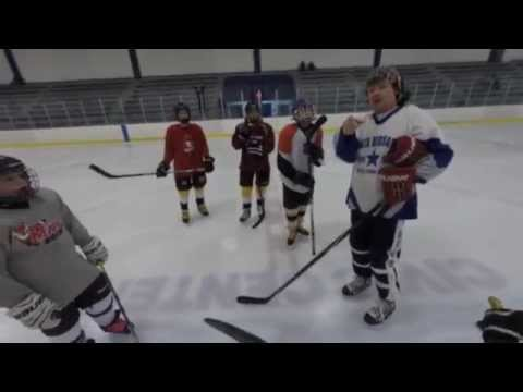 GoPro: Ice Hockey Game (Teens Pick up game) RAW UNEDITED