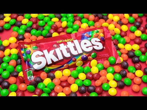 MIND BLOWING Discovery About Skittles Will Make You Question Everything