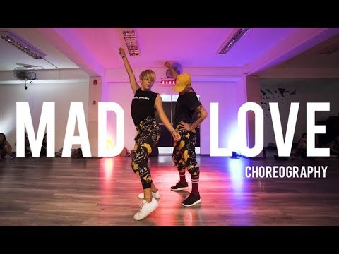 Sean Paul, David Guetta ft. Becky G - Mad Love | Guillermo Alcázar Choreography