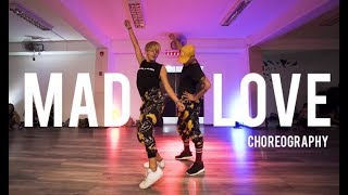 Sean Paul, David Guetta ft. Becky G - Mad Love | Guillermo Alcázar Choreography Video