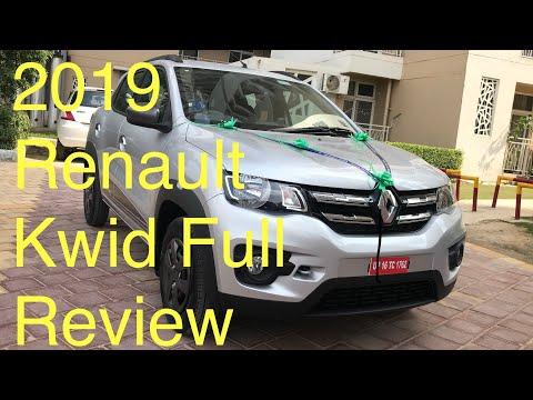 2019 Renault Kwid RXT(O) | Full Review | Mileage | Price | Apple Car Play | Android Auto | Hindi