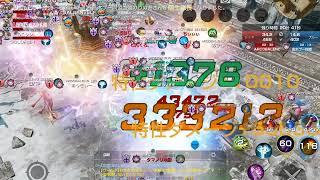 2019/02/23 要塞戦 ARCOBALENO vs 高木ブー同盟.