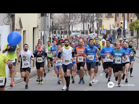 VÍDEO: Nuestro reportaje de la VII Media Maratón de Lucena 2020. Parte 1