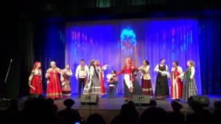 iv как на речке было на фонтанке 2015 фольклорный ансамбль губеренка