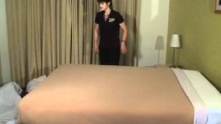 Housekeeping Step by Step - Bedmaking