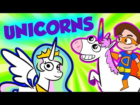 All About Unicorns! Ponies, Alicorns, DIYs, Fun Adventures, & More! | Cool School Compilation