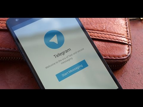 how to  telegram on computer