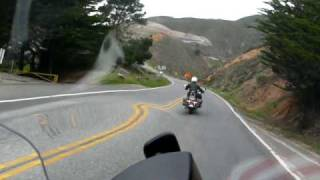 California HWY 1 Bodega Bay - Pacifica and Devil