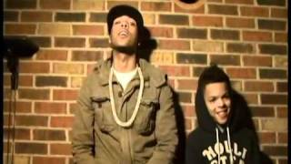 Kid Dot Ft Young Steff Like N It Prod By SupaStarStorm In Studio Performance