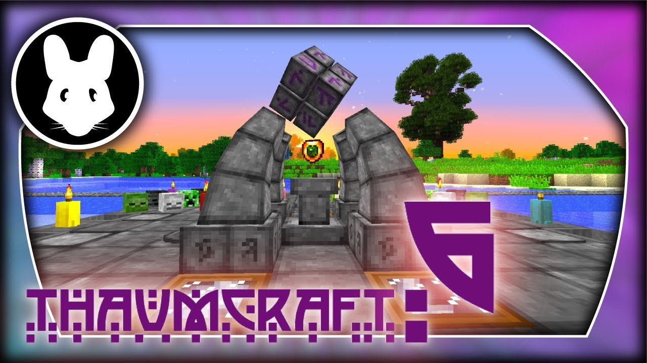 Thaumcraft 6 Beta Infusion! Bit-by-Bit for Minecraft 1 10 2 by Mischief of  Mice!