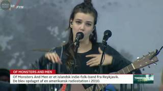 Of Monsters and Men - Tinderbox 2016
