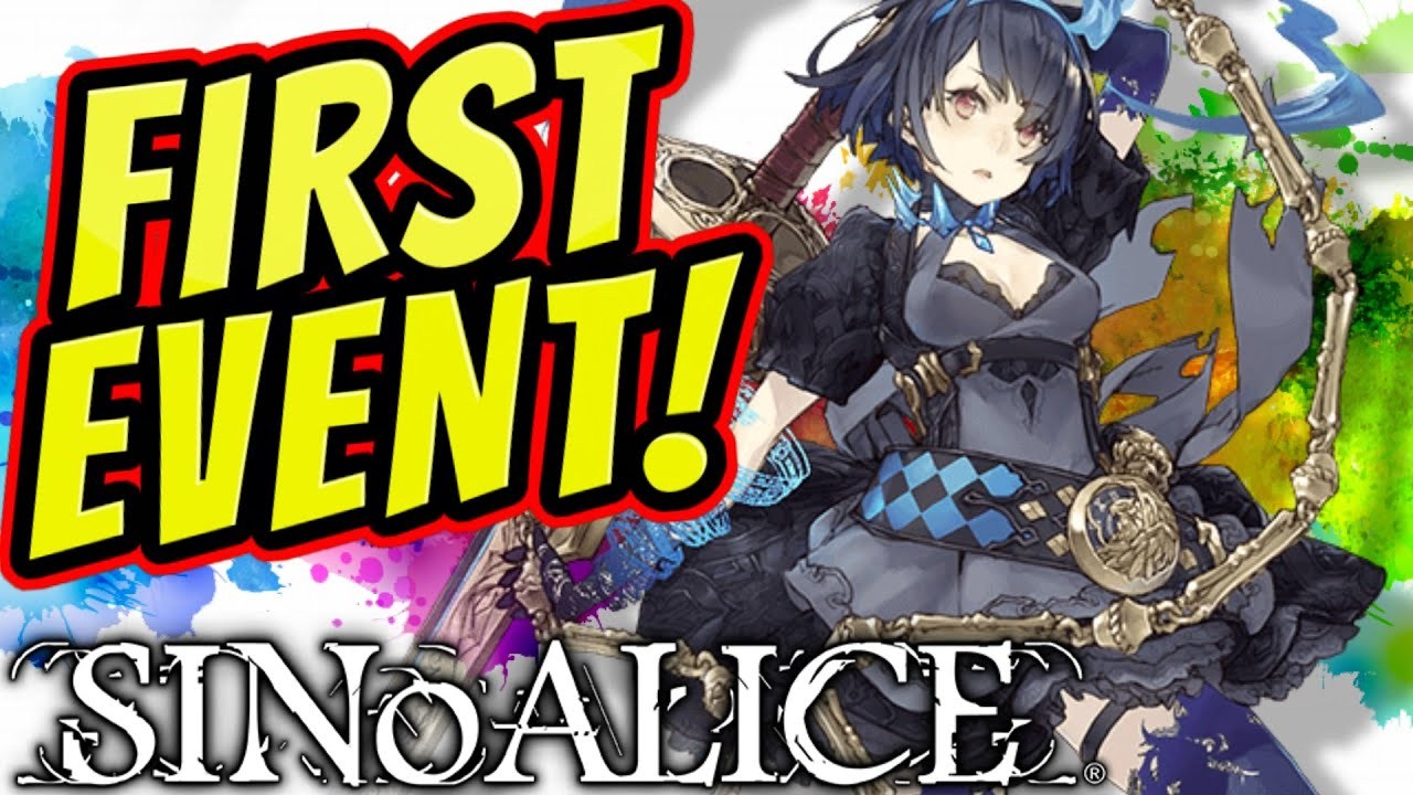 SUMMONS! + Global's first EVENT! : SINoALICE