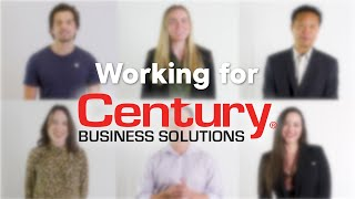 Working at Century Business Solutions