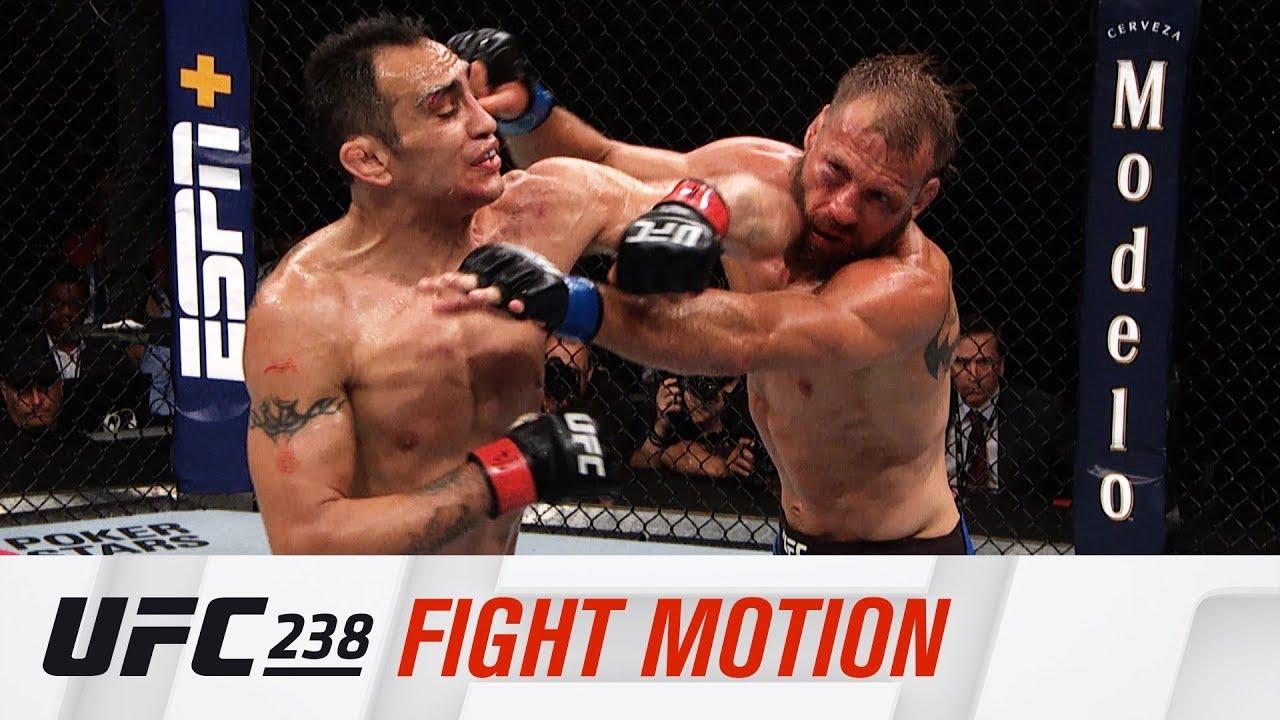 UFC 238: Fight Motion - YouTub...