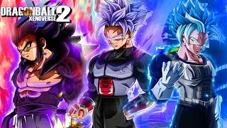 SAIYAN GOD OF DESTRUCTION! The Last Surviving Saiyan Gods Unleashed | Dragon Ball Xenoverse 2 Mods