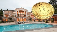 Buying A House With Bitcoin!