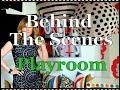 Behind the scenes the Playroom | DIY | Terri Cumming | Interior Design