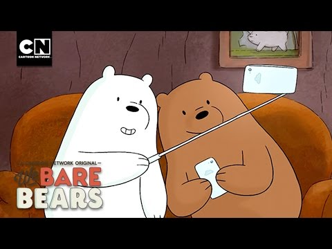 New Phones | We Bare Bears | Cartoon Network