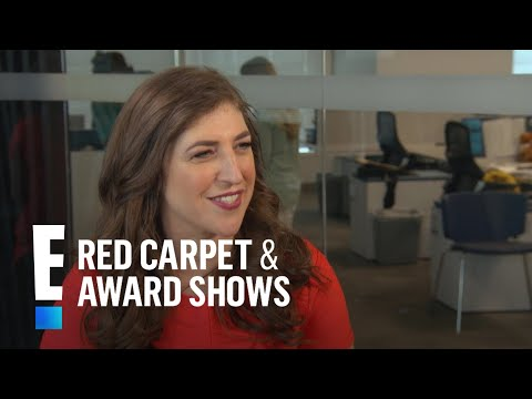 Mayim Bialik Reveals Details on Jim Parsons' Wedding | E! Live from the Red Carpet