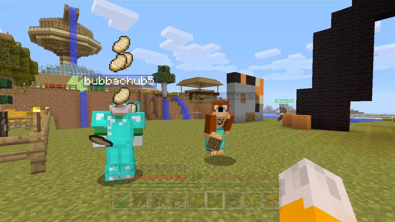 Minecraft Xbox Rocket Ship 82 Youtube
